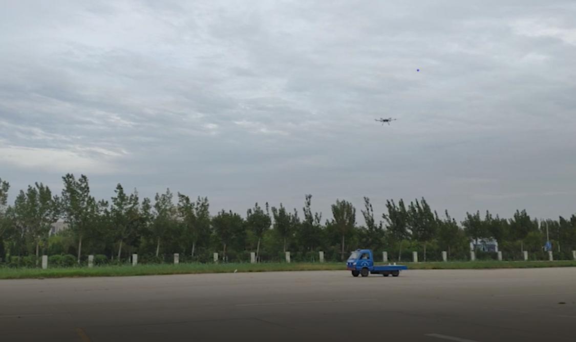 出击!致导科技军用级多旋翼飞控跟飞实战