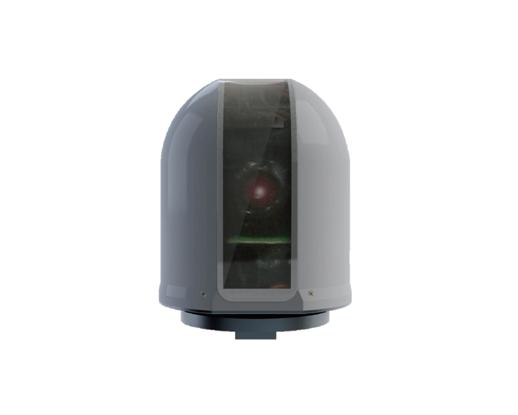 单光机载吊舱 微视-D2